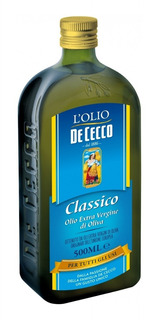 Aceite De Oliva Extra Virgen De Cecco 500ml Italiano Premium
