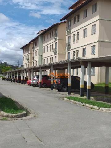 Apartamento Com 2 Dormitórios À Venda, 48 M² Por R$ 178.000,00 - Cidade Serodio - Guarulhos/sp - Ap2077