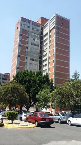 Depto En Renta Av. Cerro Del Agua Metro Copilco