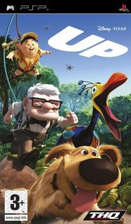 Psp Up Disney Pixar