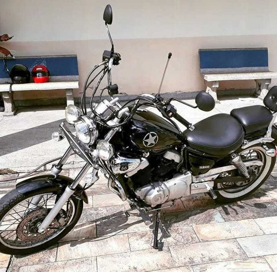 Yamaha Virago Xv 250 S - Zerada
