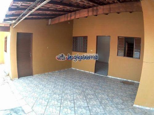 Casa À Venda, 80 M² Por R$ 250.000,00 - Jardim Alto Do Cafezal - Londrina/pr - Ca0754