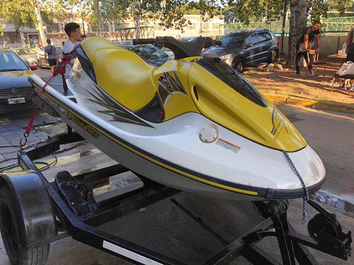 Yamaha Moto De Agua Waverunner Gp760