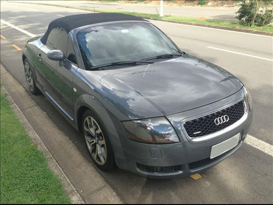 Audi Tt Tt 18 Quattro Roadst