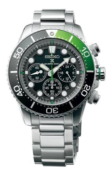 Reloj Seiko Prospex Ssc615p1 Hombre Original