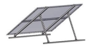 Kit Paneles Solares Para Interconexión De 550 W