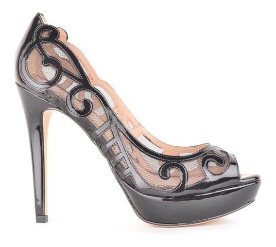 Zapatos De Mujer De Charol Ecológico Virginia - Ferraro -
