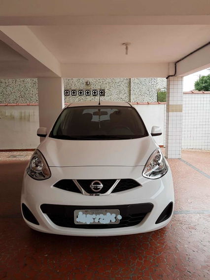 Nissan March 1.0 12v S 5p 2017