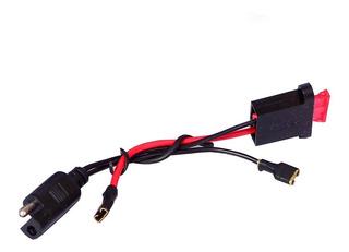 Chicote Bateria 6v-12v Brinquedos Bandeirantes Moto Elétrica
