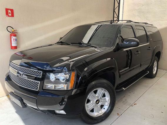 Chevrolet Suburban 5.3 Ltz V8 4x4 Gasolina 4p Automático