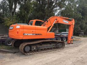 Excavadora Doosan Dx 225 Lca Retroexcavadora