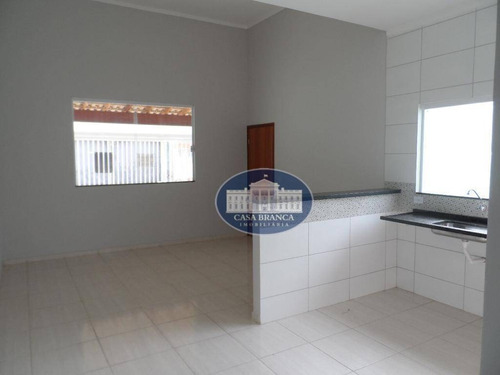 Imagem 1 de 14 de Casa À Venda, 105 M² Por R$ 230.000,00 - Jardim Brasil - Araçatuba/sp - Ca1419