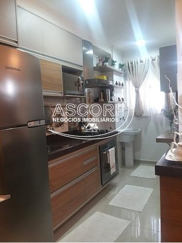 Apartamento Condomínio Doce Lar  (cód:ap00296) - Ap00296 - 69347188