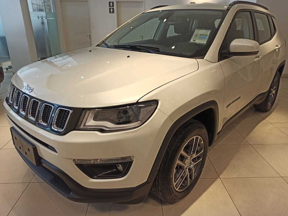 Jeep Compass 2.4 Sport At6 Financia 75% Con Jeep