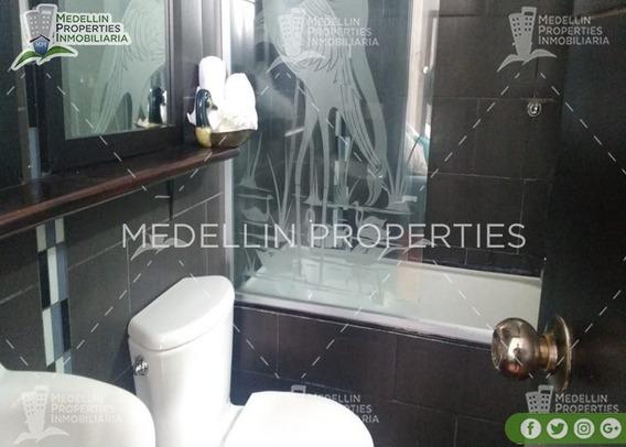 Arrendamiento Amoblados Por Meses Medellín Cód.: 4923