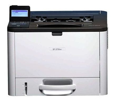 Impressora Ricoh Sp 3710dn | Wifi P&b