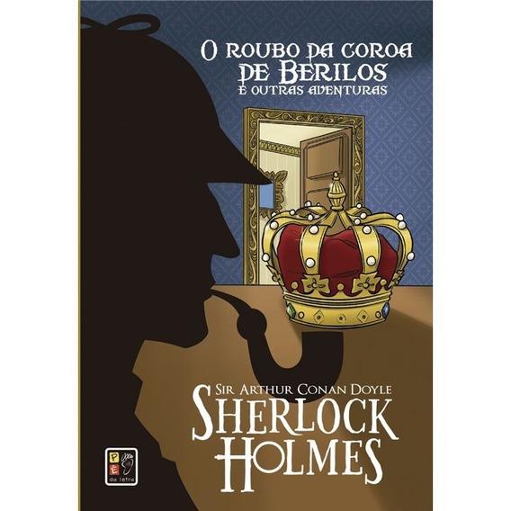 O Roubo Da Coroa De Berilos Livro Arthur Conan Doyle Frete 9