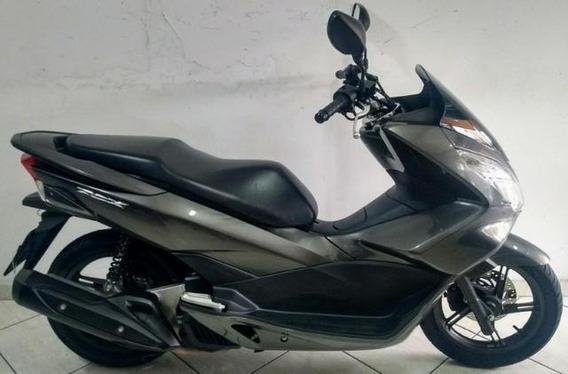 Honda Pcx 150 Ano 2016 Estado De Zero
