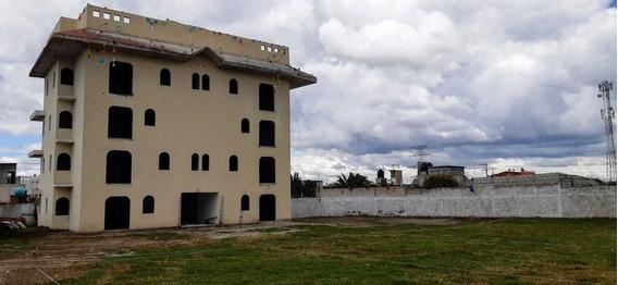 Venta De Edificio(constr.) Y Lotes En Calpulalpan, Tlaxcala.
