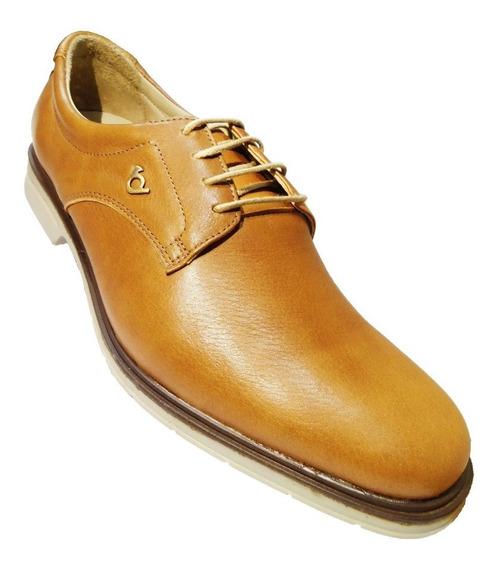 Zapato Cuero Hombre Red Horn Mc Summer Talles 46 A 48