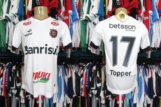 Brasil De Pelotas 2016 Camisa Reserva Tamanho M Número 17.