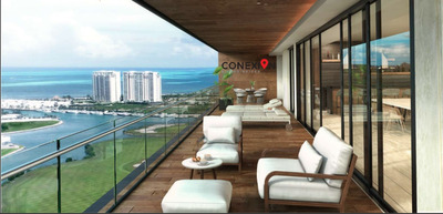 Departamentos En Venta En Puerto Cancun/ Luxury Apartments On Sale In Cancun!