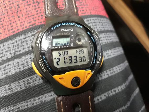 Relogio Casio Ts 200 Termometro
