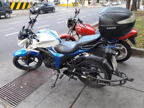 Suzuki Gixxer 150 Con Carro