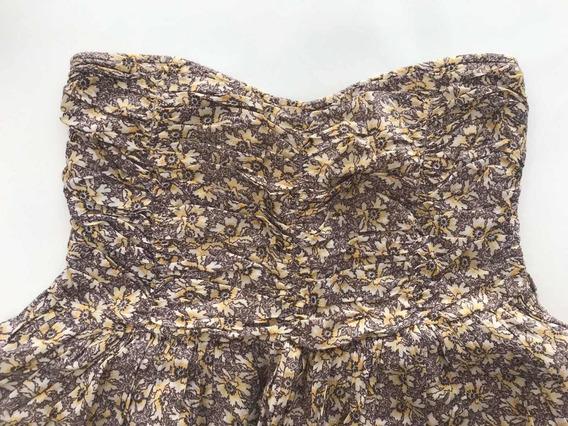 Vestido Floreado Zara