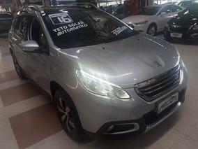 Peugeot 2008 1.6 16v Griffe Automático 2016