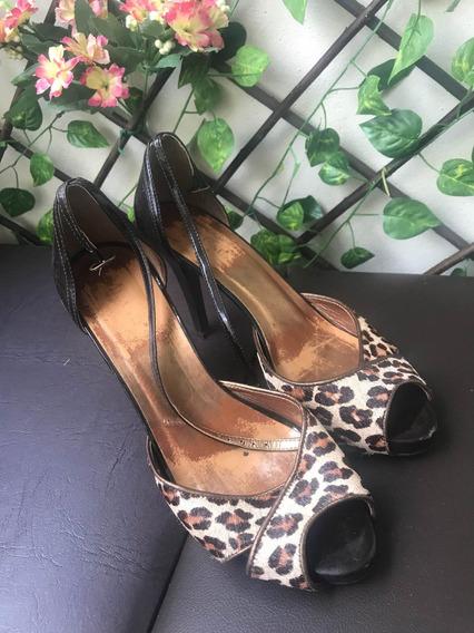 Lote De Sapatos Tamanho 38 - Marcas Famosas