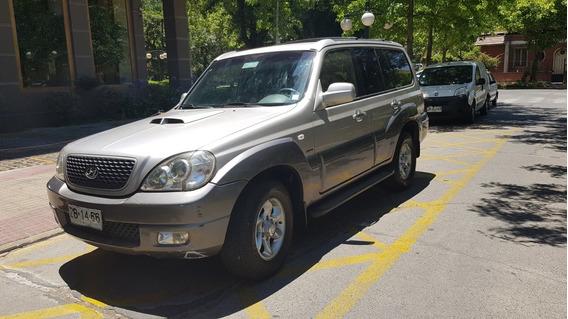 Hyundai Terracan 2.9 2006 Full Automatico Diesel