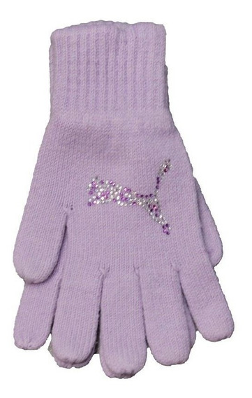 Guantes Puma Mujer Rosa Karen Gloves 04086303
