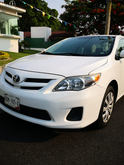 Toyota Corolla Automático 2011 1.8