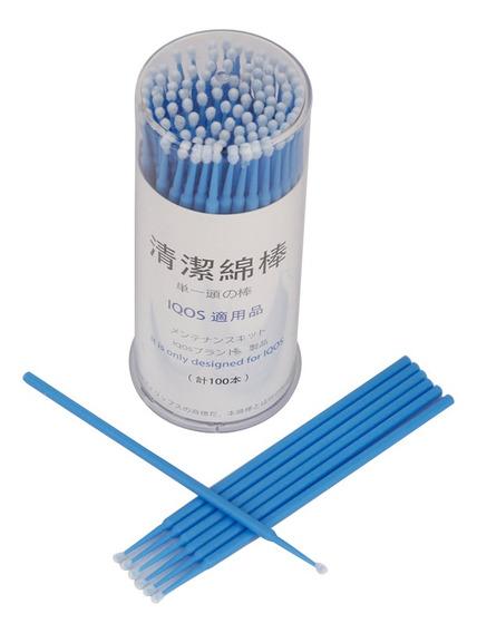 Limpo Cotonetes De Algodão Para Iqos E-cigarro Limpeza De A