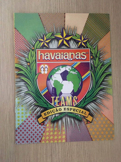 Havaianas Teams Edição Especial