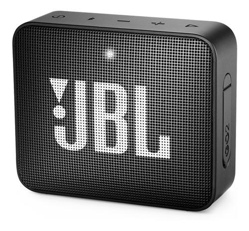 Parlante Jbl Go2 - Negro
