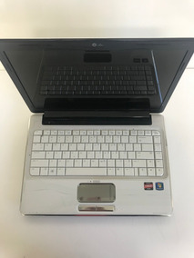 Notebook Hp Branco Dv4 Amd Dual Core 4gb 320gb Hdmi - Cod6