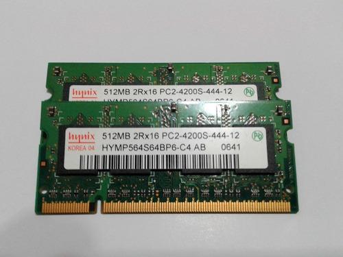 Memoria Ram Ddr2 512mb 533mhz Hynix Para Notebook