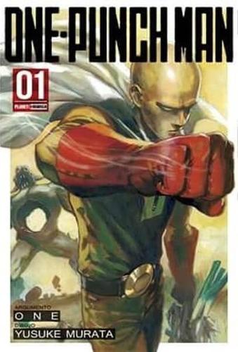 Panini Manga One Punch Man N1