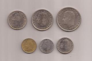 Colección De Monedas Mundial De Futbol 1982