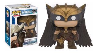 Funko Pop Hawkman Dc Legends Of Tomorrow Hombre Halcon #379