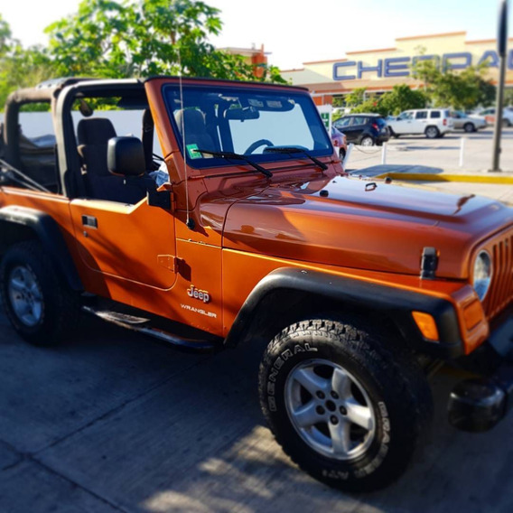 Jeep Wrangler 2003 X At