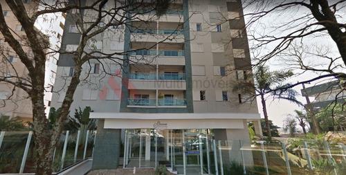 Apartamento Para Venda Na Avenida Madre Leônia Milito - Strauss Boulevard Piscina Aquecida - Mi313