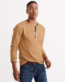 Camiseta Abercrombie Masculina Cores Casacos Hollister Tommy