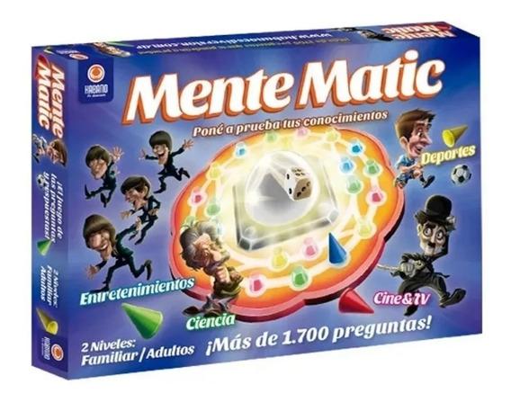 Mente Matic Original Habano Cubilete Automatico