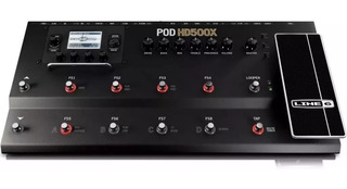 Line 6 Pod Hd 500x Pedalera Para Guitarra Cuotas