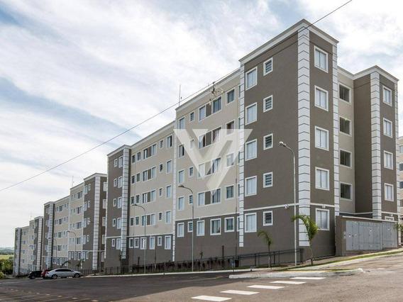 Apartamento Com 2 Dormitórios À Venda - Condomínio Parque Sinfonia - Sorocaba/sp - Ap1998