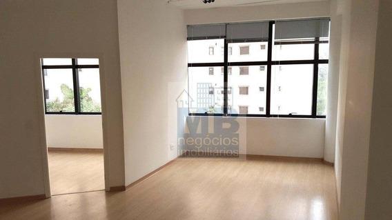 Sala Para Alugar, 34 M² Por R$ 1.530/mês - Vila Suzana - São Paulo/sp - Sa0292