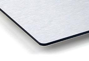 Aluminio Compuesto Tipo Alucobond Color Azul Telcel
